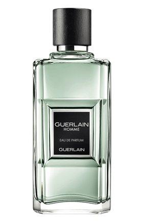 Мужской парфюмерная вода guerlain homme GUERLAIN бесцветного цвета, арт. G030340 | Фото 1