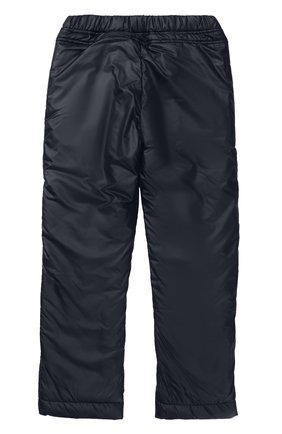 Утепленные брюки с эластичным поясом   Фото №2