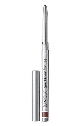 Автоматический карандаш для губ Quickliner, оттенок 01 | Фото №1
