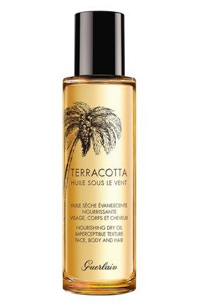 Масло для продления загара для лица, тела и волос Terracotta | Фото №1
