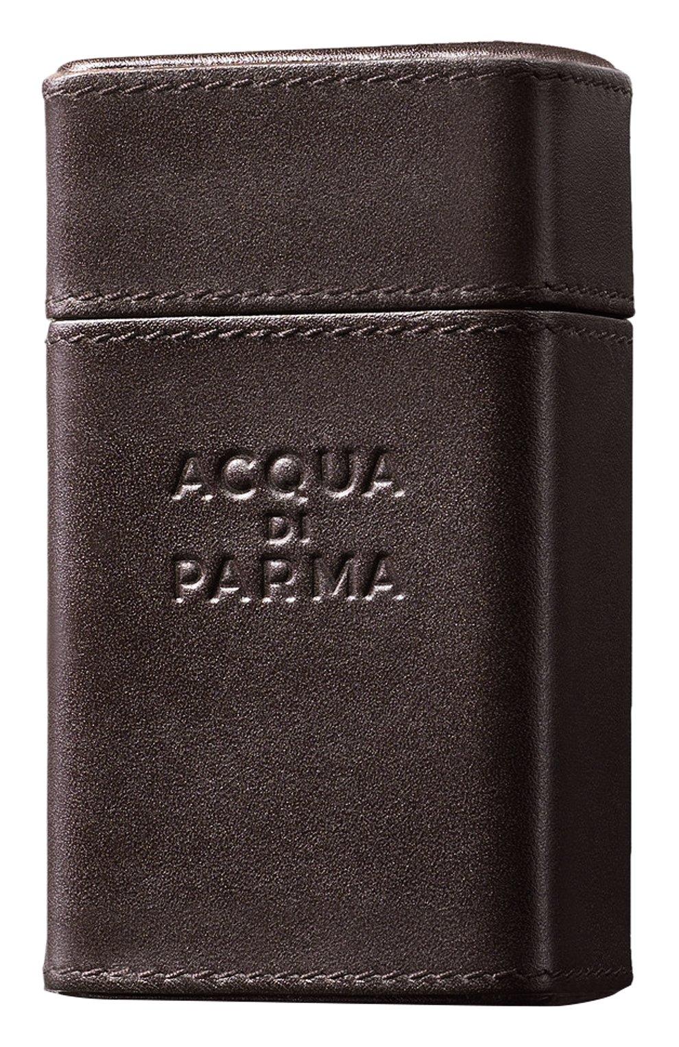 Женский кейс для рефиллов ACQUA DI PARMA бесцветного цвета, арт. 24005 | Фото 1