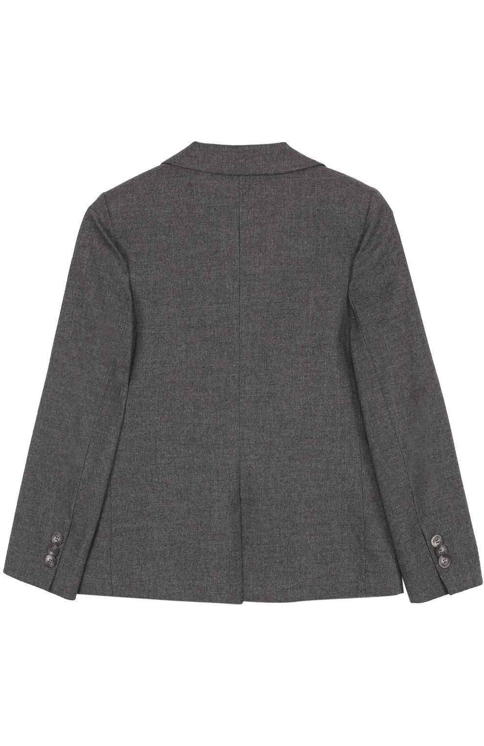 Однобортный пиджак | Фото №2