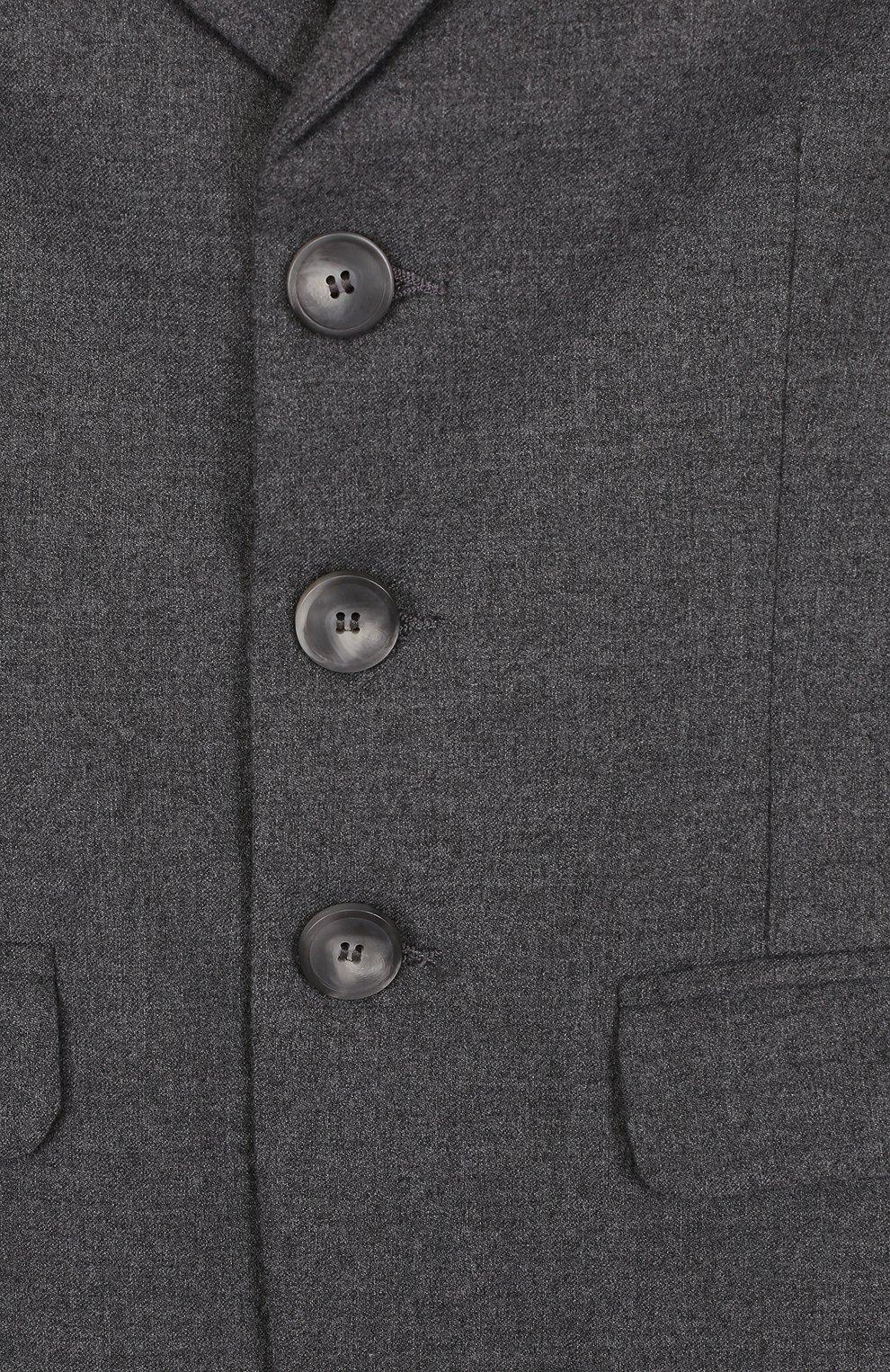 Однобортный пиджак | Фото №3