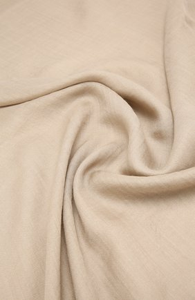 Женский платок из смеси кашемира и шелка COLOMBO бежевого цвета, арт. S90/70X200/2501-U | Фото 2