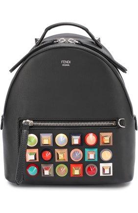 Рюкзак с заклепками Rainbow | Фото №1