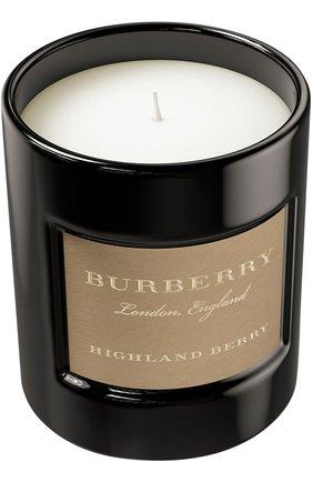 Свеча ароматизированная Highland Berry | Фото №1