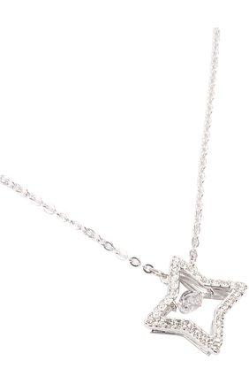 Кулон Sparkling Dc Swarovski серебряная | Фото №1