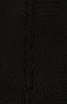 Мужские шелковые носки BRIONI черного цвета, арт. 0VMC/P3Z21 | Фото 2