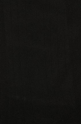 Мужские хлопковые носки BRIONI черного цвета, арт. 0VMC/06Z05 | Фото 2