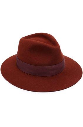 Фетровая шляпа Rico с лентой | Фото №1