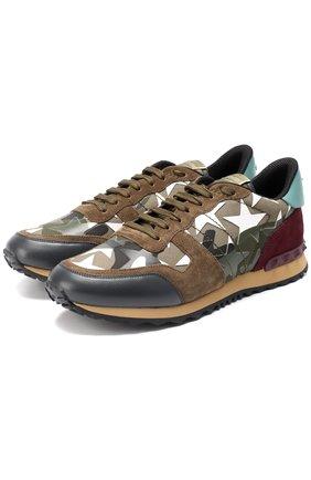 Комбинированные кроссовки Rockrunner Camustars