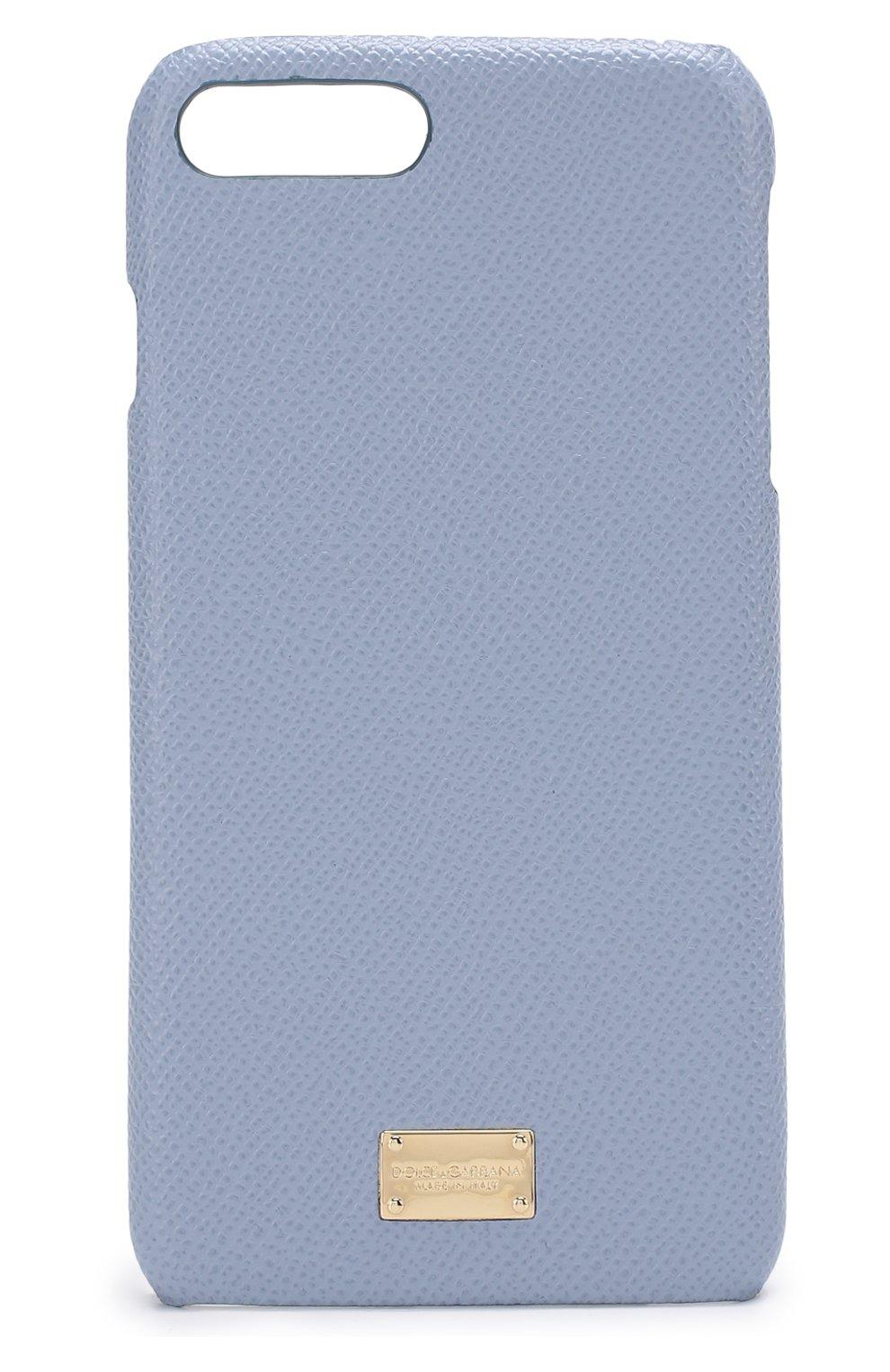 Кожаный чехол для iPhone 7 Plus   Фото №1