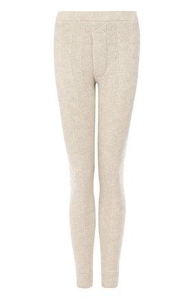 Вязаные брюки из кашемира | Фото №1