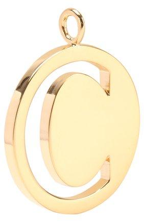 Женские подвеска для сумки alphabet key CHLOÉ золотого цвета, арт. 3K000C/CB7 | Фото 2