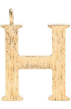 Женские подвеска для сумки alphabet key CHLOÉ золотого цвета, арт. 3K000H/CB7 | Фото 1
