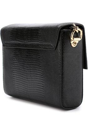 Сумка DG Millennials Dolce & Gabbana черная цвета | Фото №3