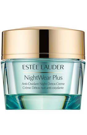 Женское ночной детокс-крем с антиоксидантами nightwear ESTÉE LAUDER бесцветного цвета, арт. R3NX-01 | Фото 1