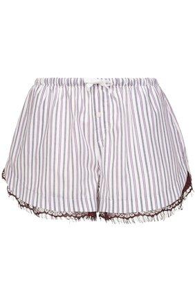 Пижамные шорты из хлопка | Фото №1