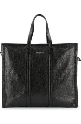 Кожаная сумка Bazar Shopper L | Фото №1