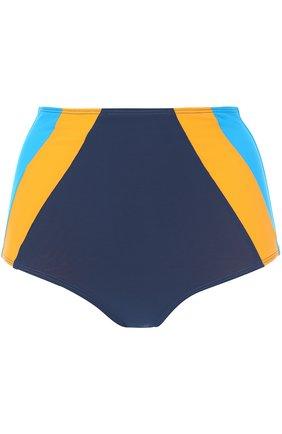 Плавки-бикини с завышенной талией Flagpole разноцветный | Фото №1