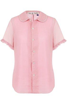 Вязаная блуза из шерсти | Фото №1