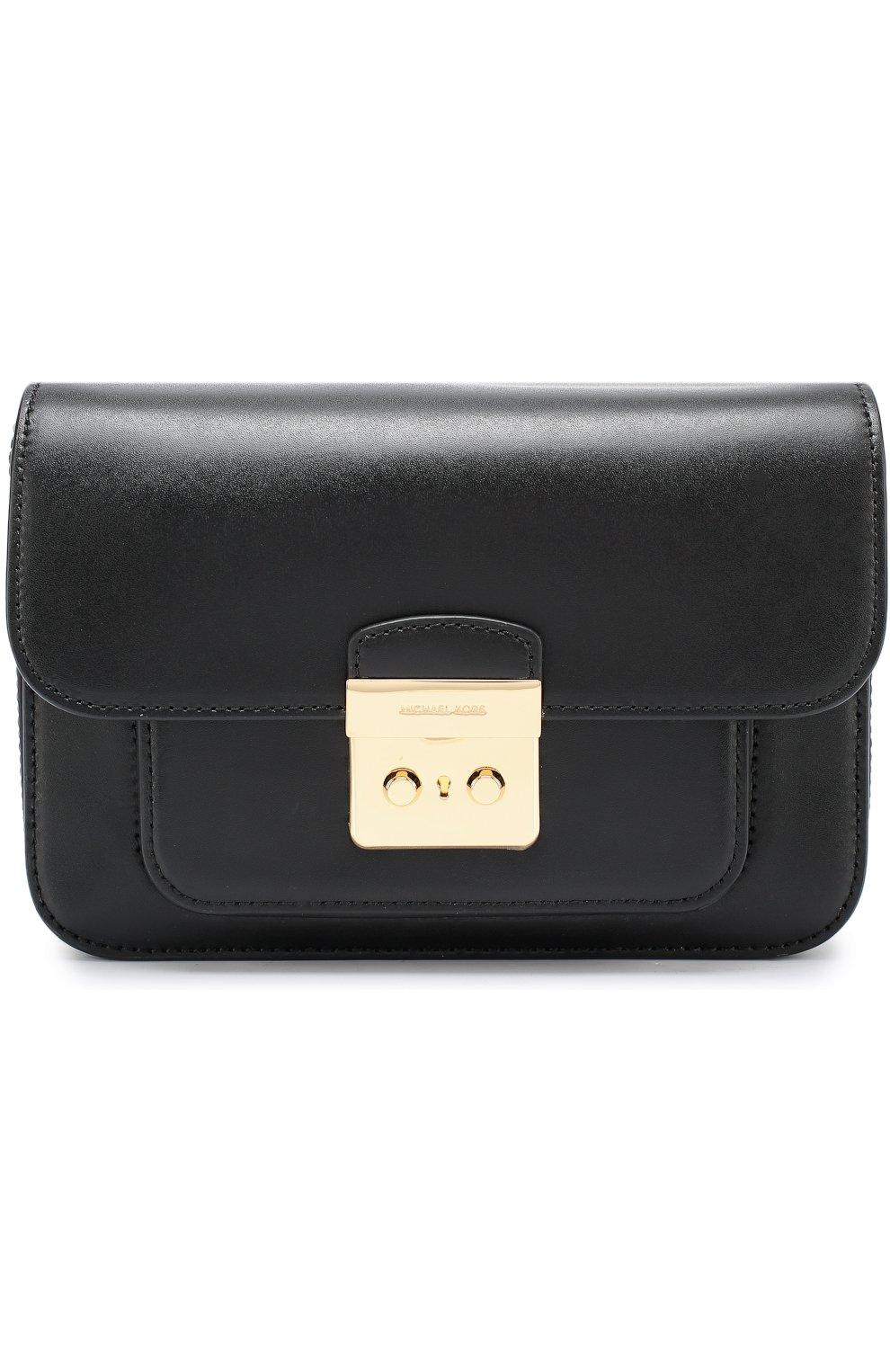 ea4f9c9c6c19 Женская сумка sloan editor MICHAEL MICHAEL KORS черная цвета Китай 5177250  30T7GS9L3L - купить - Цена В Рублях