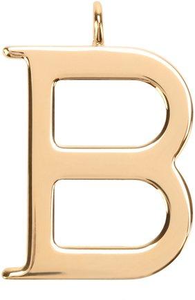 Женские подвеска для сумки alphabet key CHLOÉ золотого цвета, арт. 3K000B/CB7 | Фото 1