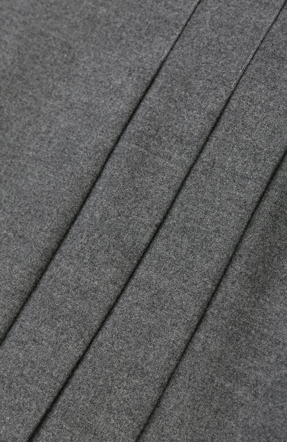 Мини-юбка с защипами | Фото №3