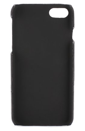 Чехол для IPhone 7 из кожи аллигатора Isaac Sellam #color# | Фото №1