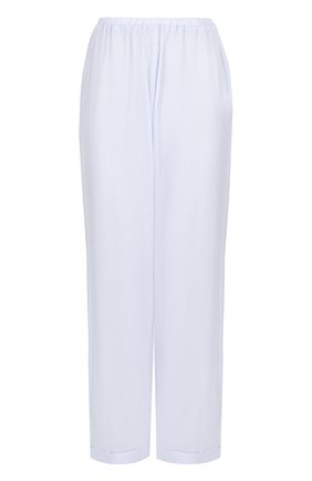Жатые укороченные брюки | Фото №1