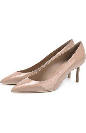 Лаковые туфли Anja на шпильке   Фото №1