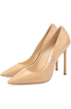 Кожаные туфли Romy 110    Фото №1