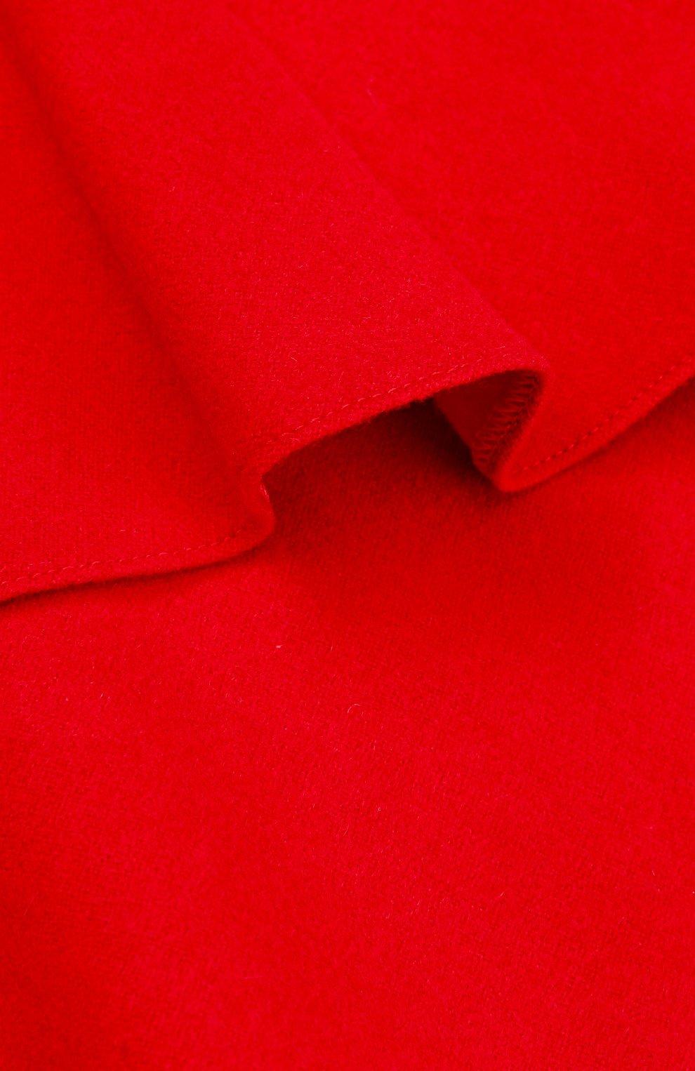 Двухъярусная мини-юбка из шерсти | Фото №3