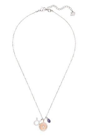 Кулон Zodiac Swarovski серебряная | Фото №1