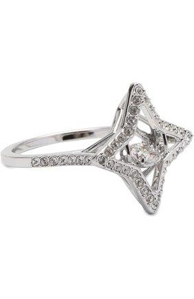 Кольцо Spark Swarovski серебряное | Фото №1