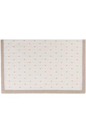 Кашемировое одеяло с принтом | Фото №1