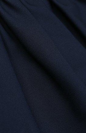 Мини-юбка свободного кроя с эластичным поясом   Фото №3
