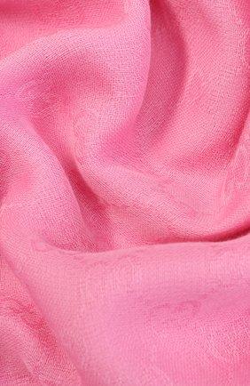 Хлопковый платок с принтом   Фото №2