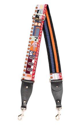 313dc9e468c8 Ремень для сумки Valentino Garavani Guitar с вышивкой Counting | Фото №1