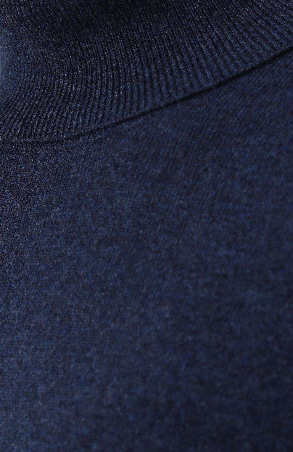 Свитер из смеси шерсти и кашемира с вискозой | Фото №5