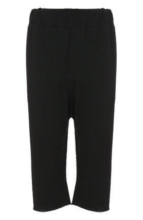 Укороченные брюки свободного кроя