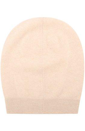 Кашемировая шапка Balmuir бежевого цвета | Фото №1