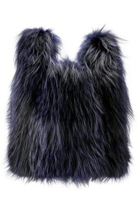 Сумка Furissima из меха лисы | Фото №1