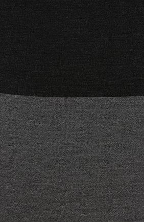 Джемпер из шерсти тонкого кроя | Фото №5