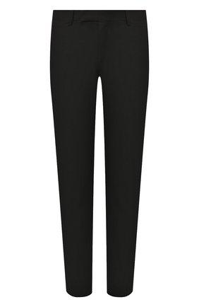 Мужские хлопковые брюки POLO RALPH LAUREN черного цвета, арт. 710644988 | Фото 1