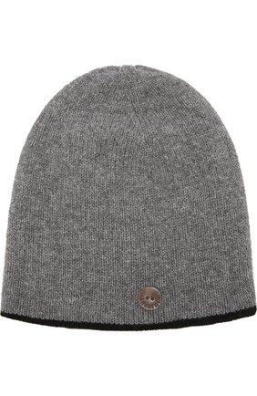 Вязаная шапка из смеси шерсти и кашемира | Фото №1