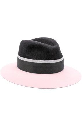 Фетровая шляпа Henrietta с лентой | Фото №1