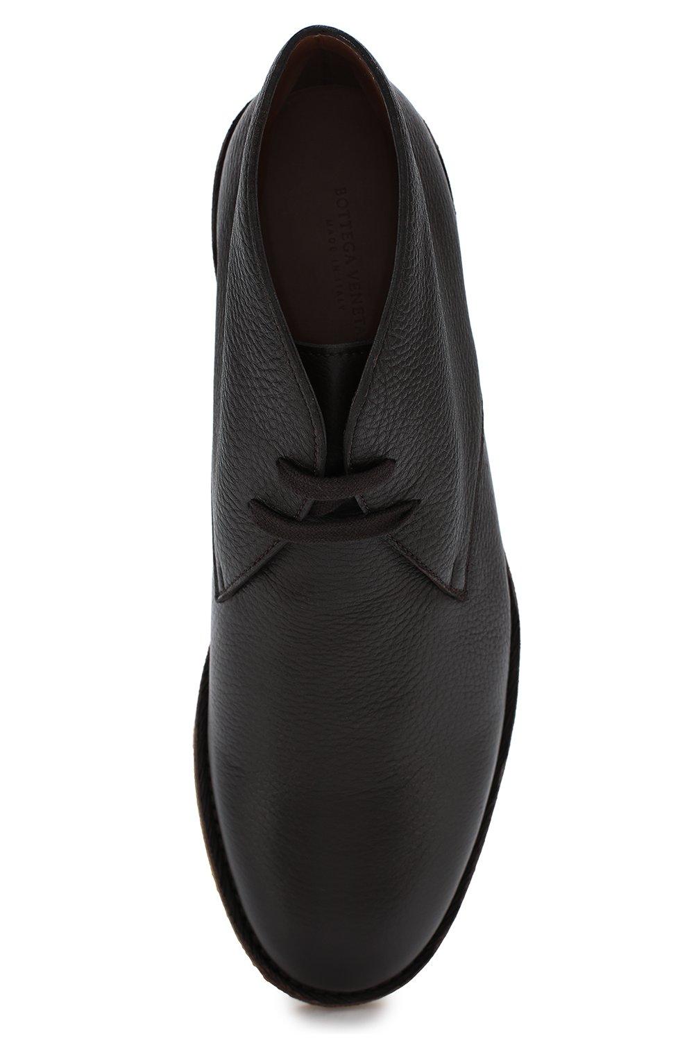 bedd2d0fc325 Кожаные ботинки на шнуровке