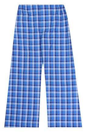 Хлопковая пижама с принтом | Фото №4
