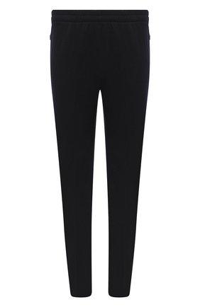 Мужские шерстяные брюки Z ZEGNA темно-синего цвета, арт. V8475/ZZTP60 | Фото 1